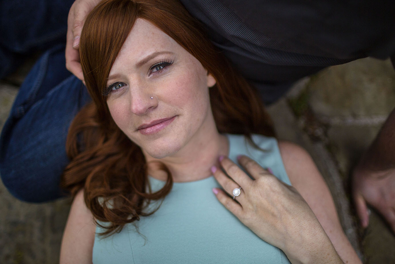 Engagement Shoot in Royal Botanical Gardens | John and Heather