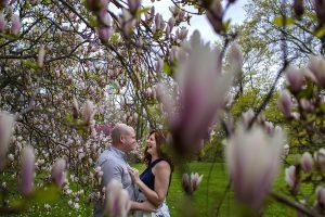 Engagement Shoot in Royal Botanical Gardens - John and Heather