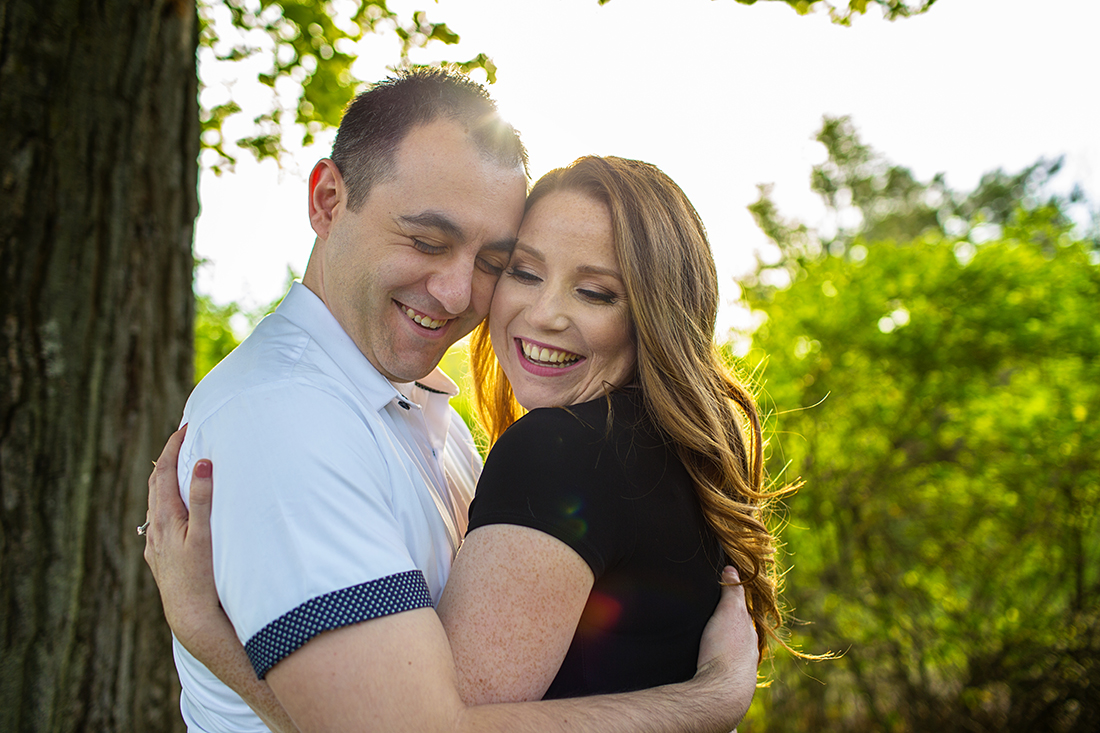 Forks of the Credit Provincial Park Engagement Shoot – Amanda and John