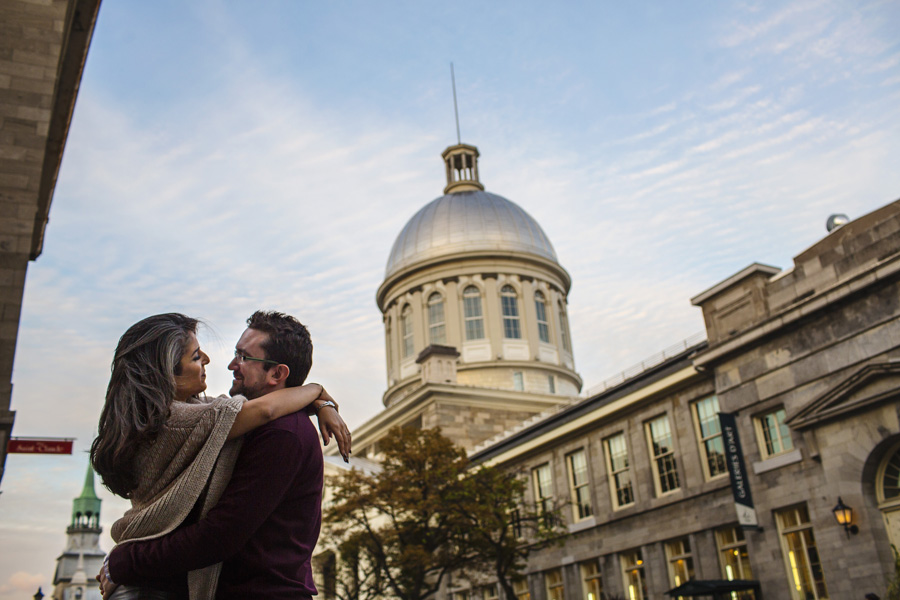 Montreal Engagement shoot | Shilan and Robin