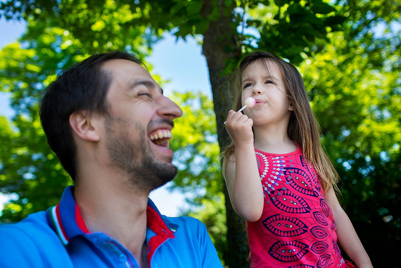 Summer Family Photoshoot in Quebec – Melo Sandro Sofia Enzo