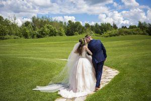 Cardinal Golf Club Wedding - Nat & Evan