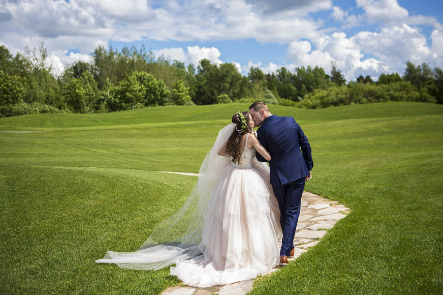 Cardinal Golf Club Wedding | Nat and Evan