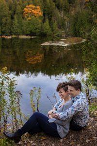 Engagement-shoot-in-Belfountain